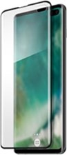XQISIT Galaxy S10+ Hybrid Film Screen Protector