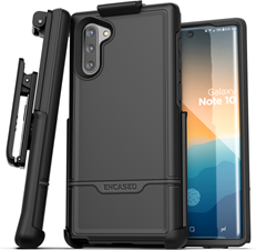 Encased Galaxy Note 10 Rebel Series Case with Holster