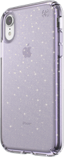 Speck iPhone XR Presidio Clear + Glitter Case
