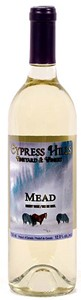 Cypress Hills Vineyard & Winery Cypress Hills Honey Mead 750ml