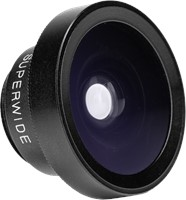 Hitcase TrueLux Superwide Lens for Crio/Shield/Pro Case