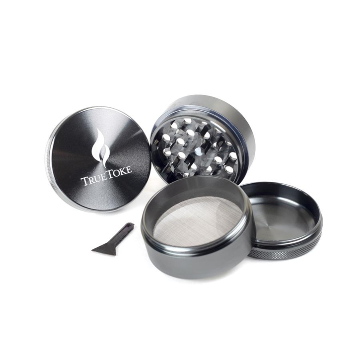 "True Toke, 4 Piece 2.2"" Grinder"