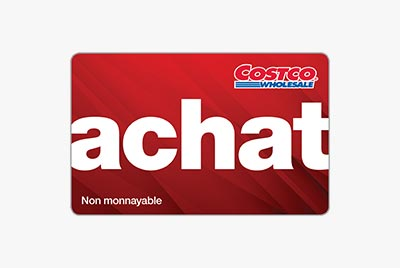 Costco Shop Cards