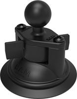 RAM Mounts RAM Twist-Lock Suction Cup Base with Ball - B-Size