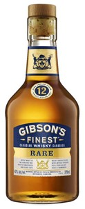 PMA Canada Gibson's Finest Rare 12 Year Old 375ml