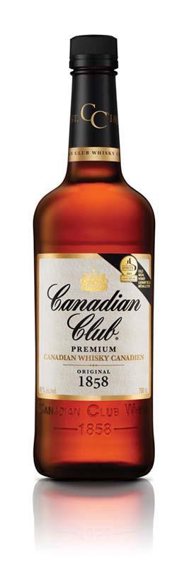 Canadian Club 750ml