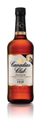 Beam Suntory Canadian Club 750ml