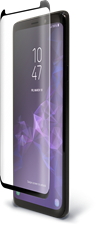 BodyGuardz Galaxy S9+ Pure Arc Curved Glass