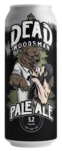 Set The Bar Dead Woodsman Pale Ale 1892ml