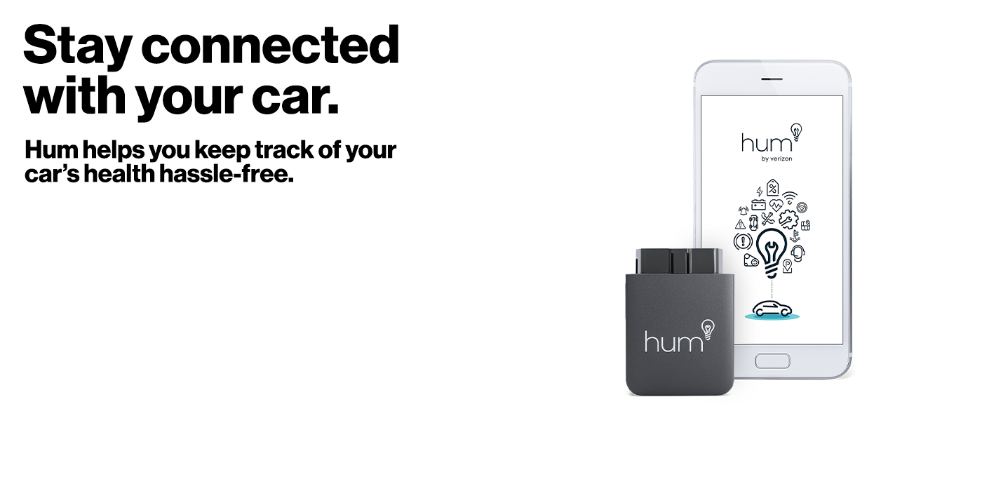 Stay connected with your car.