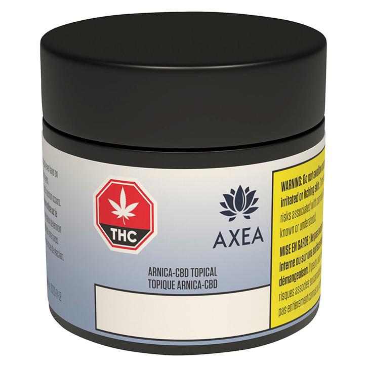 Arnica CBD Cream - Axea - Topicals