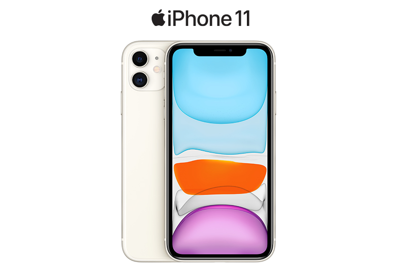 Image of the iPhone 11