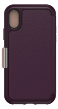 OtterBox iPhone X/Xs Leather Strada Folio Case