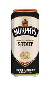 Molson Breweries 4C Murphy's Irish Stout 1760ml