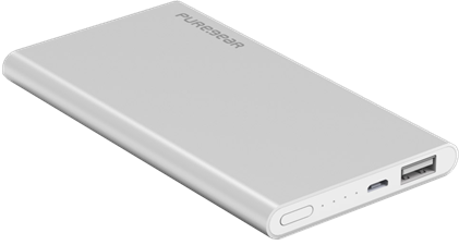 PureGear Purejuice Powerbank Backup Battery 5000 mAh 2.1A