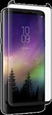 Zagg Galaxy S9+ InvisibleShield CURVE Case Friendly Screen Protector
