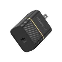 OtterBox 18W Black USB-C PD Wall Charger Hub