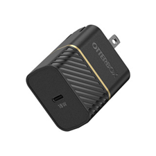 OtterBox 18W Black USB-C PD Wall Charger Hub