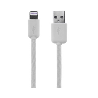Lightning XQISIT USB Charge and Sync Cable