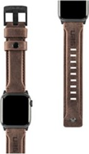 UAG Apple Watch 40/38mm Leather Strap