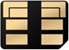 Huawei OEM NM Memory card - 64GB