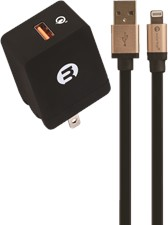 mWorks 2.0 Meter mPower Single Port Lightning Home Charger