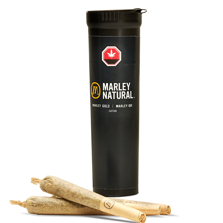 Island Sweet Skunk (Gold) - Marley Natural - Pre-Roll