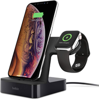 Belkin Apple Watch and iPhone 3.4A Powerhouse Charging Dock V2