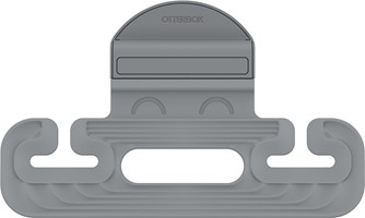 OtterBox - EasyGrab Multi Use Case Stand - Gray