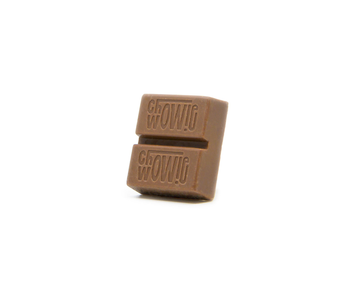 THC Milk Chocolate - Chowie Wowie - Edibles