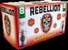 Rebellion Brewing Company 8C Rebellion Cerveza 3784ml