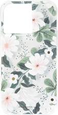 Rifle Paper Co - Ultra Slim Antimicrobial Case for iPhone 13 Pro Max