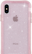 CaseMate iPhone XS/X Protection Collection Sheer Crystal Case