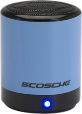 Scosche boomCAN Wireless Bluetooth Speaker