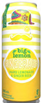 Crush Imports Crazy Unlce Big Lemon with Ginger Beer 355ml