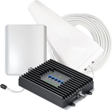 SureCall Fusion4Home Yagi/Panel In-Building Signal Booster Kit