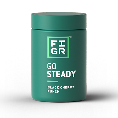 Go Steady Black Cherry Punch - FIGR - Dried Flower