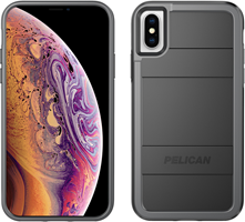 Pelican iPhone XS/X Protector Case With Mount