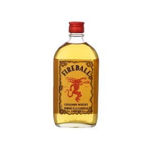 Charton-Hobbs Fireball Cinnamon Whisky 375ml