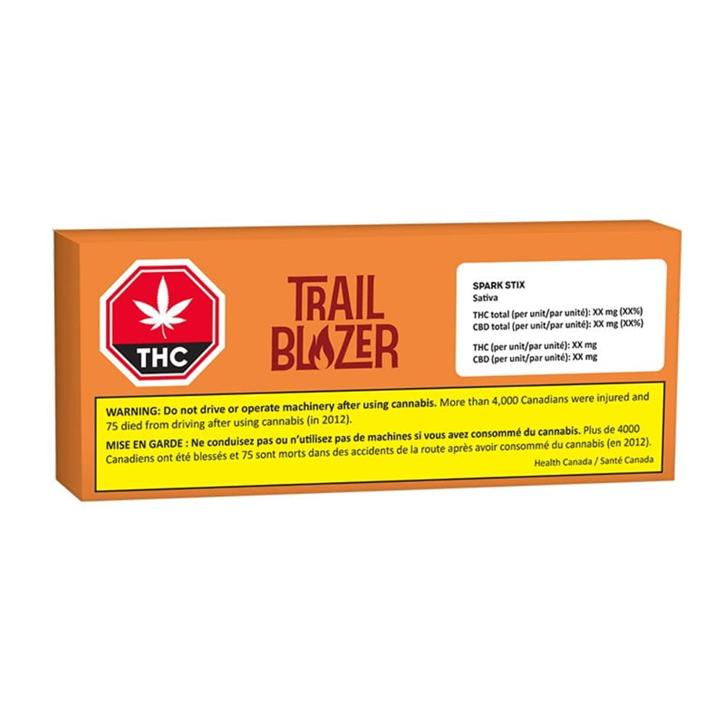 Spark - Trail Blazer - Pre-Roll