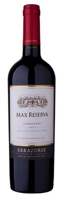 Philippe Dandurand Wines Errazuriz Max Reserva Carmenere 750ml