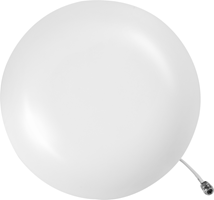 SureCall Ultra-Wideband Indoor Ultra-Thin Dome Antenna 3G, 4G,5G, 617-2700 MHz  - 50 Ohm - N-Female