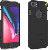 PureGear iPhone 8/7/6s/6 Hip Case + Clip with Built In Credit Card Holder And Kickstand