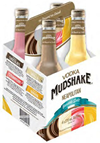 Independent Distillers Canada Vodka Mudshake Neapolitan Mixed Pack 1080ml