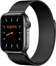 Base Apple Watch Stainless Steel Bands - Large (42/44mm)
