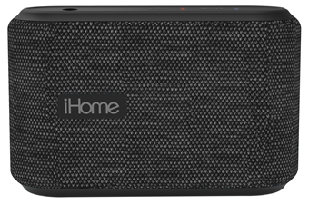 iHome Bluetooth Portable Water Resistant Speaker