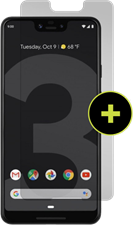Gadgetguard Pixel 3 XL Black Ice Plus Glass Screen Protector