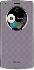 LG G4 Quick Circle Snap-On Folio