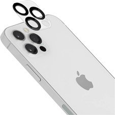 Case-Mate Case-mate - Rear Camera Lens Glass Protector For Apple Iphone 12 Pro Max - Clear