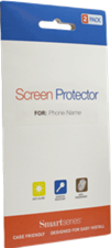 SmartSeries HTC Droid DNA Protector (2pk)